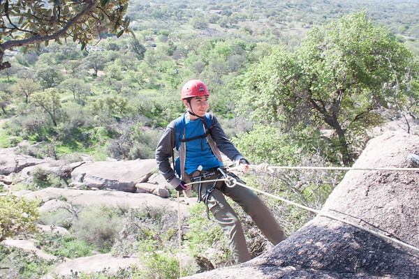Climbing Campout