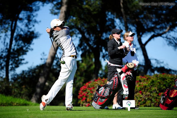USC Women's Golf NG Tournament 2013 - Day 2