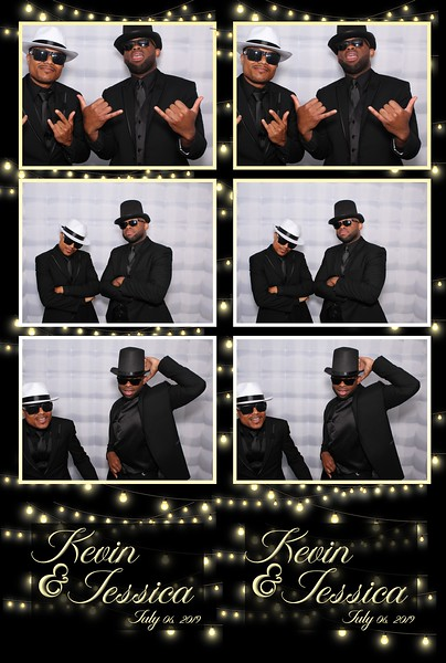 Kevin & Jessica's Wedding (07/06/19)