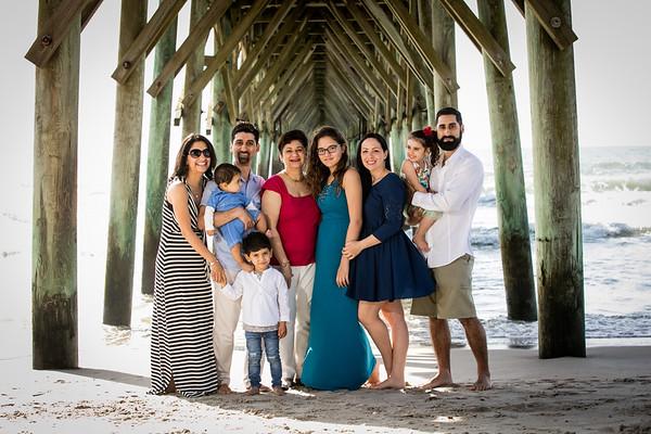 Amanda B Family photos