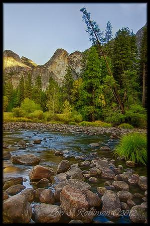 Yosemite HDR