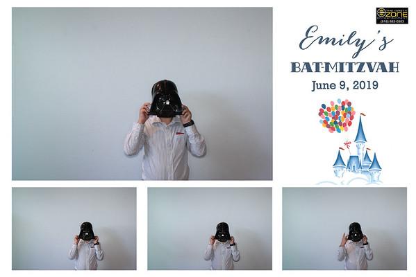 Emily's Bat Mitzvah