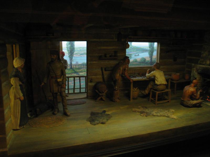 John Kinzie Cabin, 1808