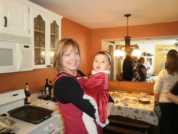 Christmas 2010 at Sherri's House