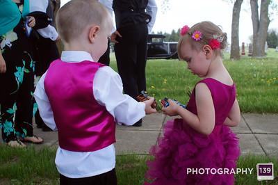 Lockner Wedding Candids