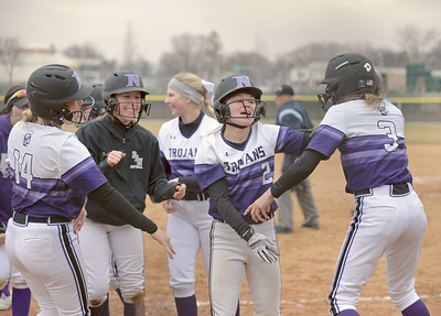 Downers Grove North vs. Nazareth Softball