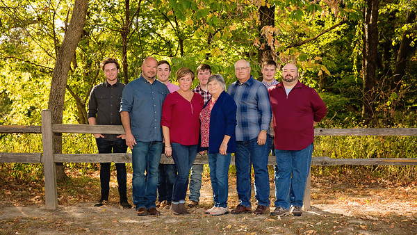 Lott Family Photos 2017
