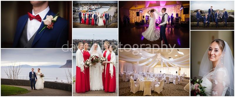 Ballycastle Wedding Photography - Sarah + Ciaran