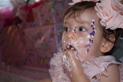 Izri's 1st Birthday