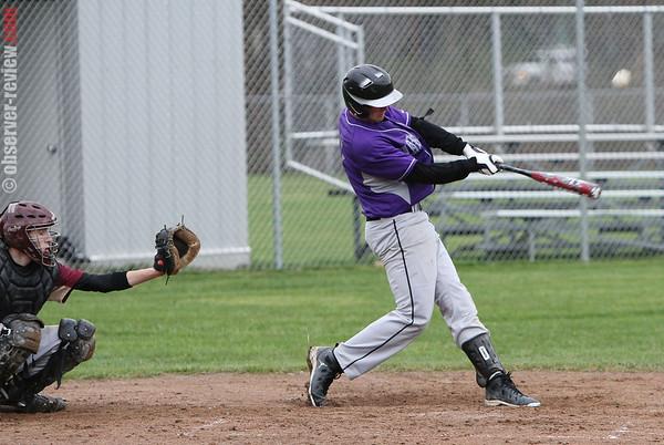 Hammondsport Baseball 4-24-13