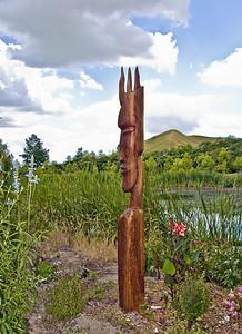 Sculpture in the Park, Waitakaruru Arboretum, 3 Nov 07 - 12 Jan 08