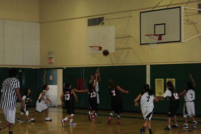 Twins CYBL Basketball Playoffs