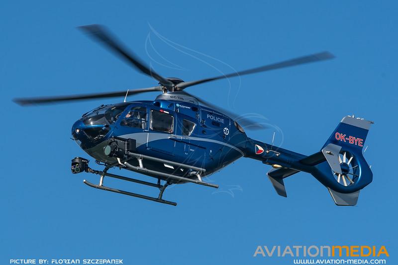 Czech Police / Eurocopter EC-135 T2 / OK-BYE