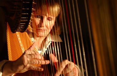 Harp Lady