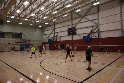 Nanaimo Open and Masters Badminton 2019