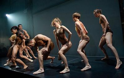Cedar Lake Contemporary Ballet, Installation, May 12, 2011 Performance