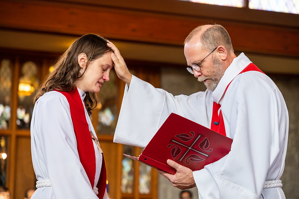 Ordination of Mary Dickman Parris