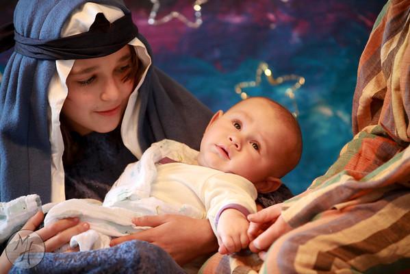 Children's Nativity 2013