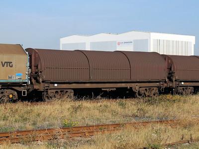 BYA - Bogie Coil Carrier Wagon