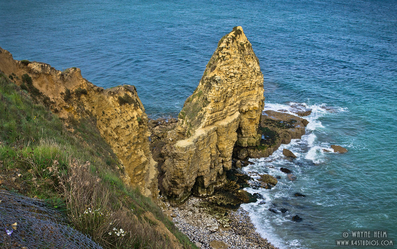 Cliffs of Normandy  8   Photography by Wayne Heim