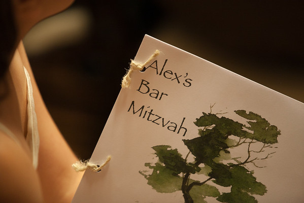 Alex Bar Mitzvah