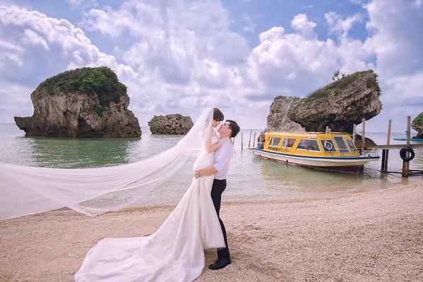 CARLOS+ANNY PRE-WEDDING OKINAWA