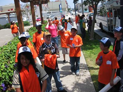 AT&T Kids Day at the Ballpark