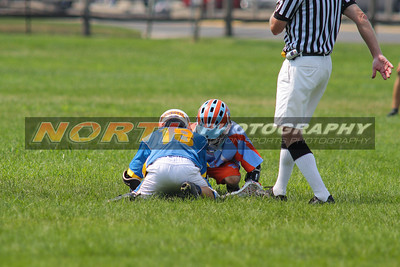 (U12 Blue) Unparalleled vs. CT Chargers Gold (pn)