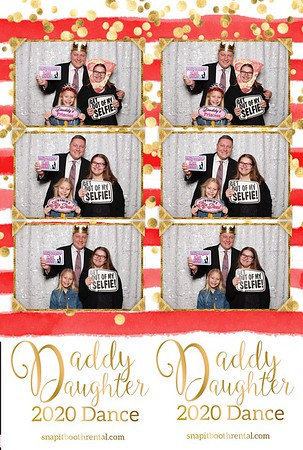 2.8.20 Selma Daddy Daughter Dance