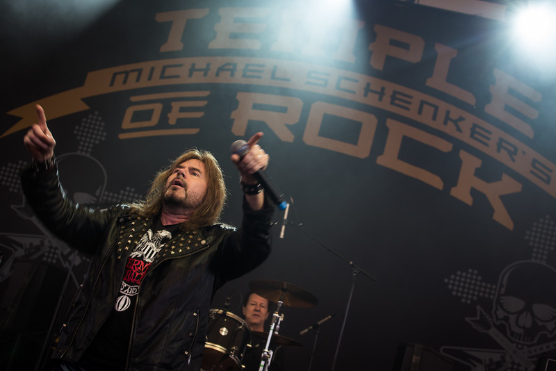Michael Schenker, Rock Hard
