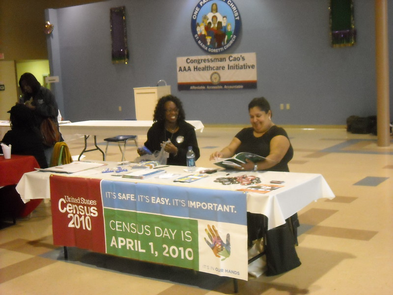 Health Fair with Congressman Cao 002.JPG