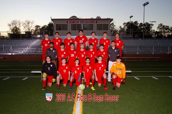 2020 Boys B-Team Soccer