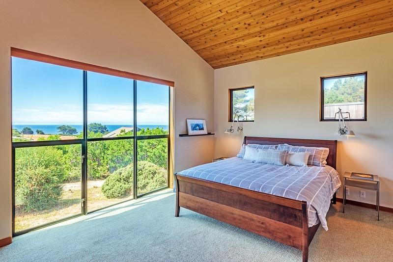 Ocean Views from Master Bedroom