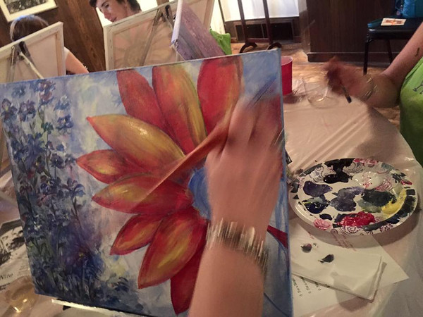 Paint Nite - June 12, 2015