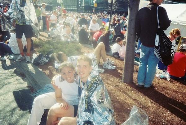 Boston Marathon Trip