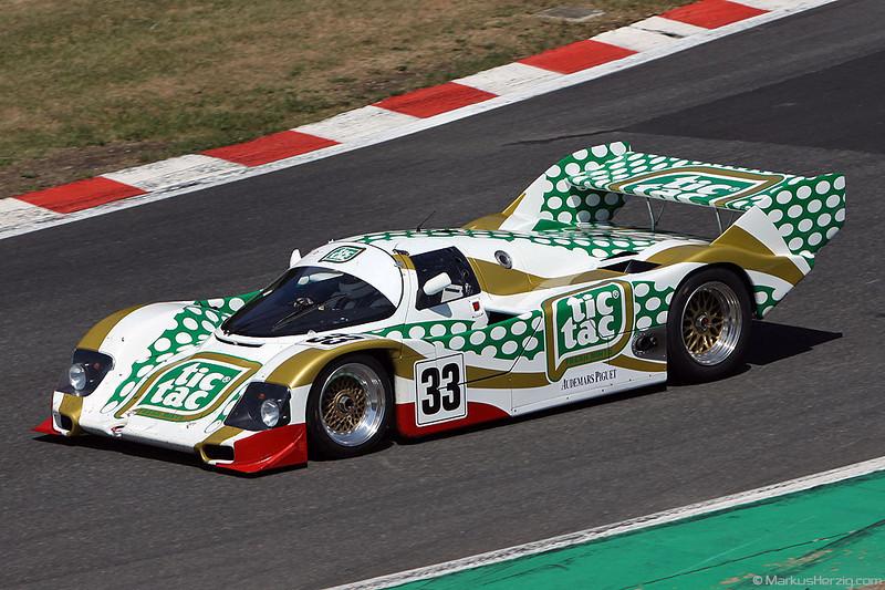 Porsche 962 - Henrik Lindberg / Peter Nielsen DEN @ Spa Classic Belgium 29May11