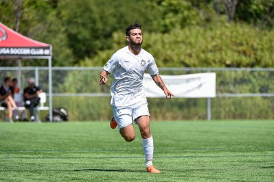 North Mississauga SC vs Alliance United
