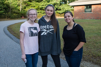Girls Varsity @ Bellingham - Oct 3, 2018