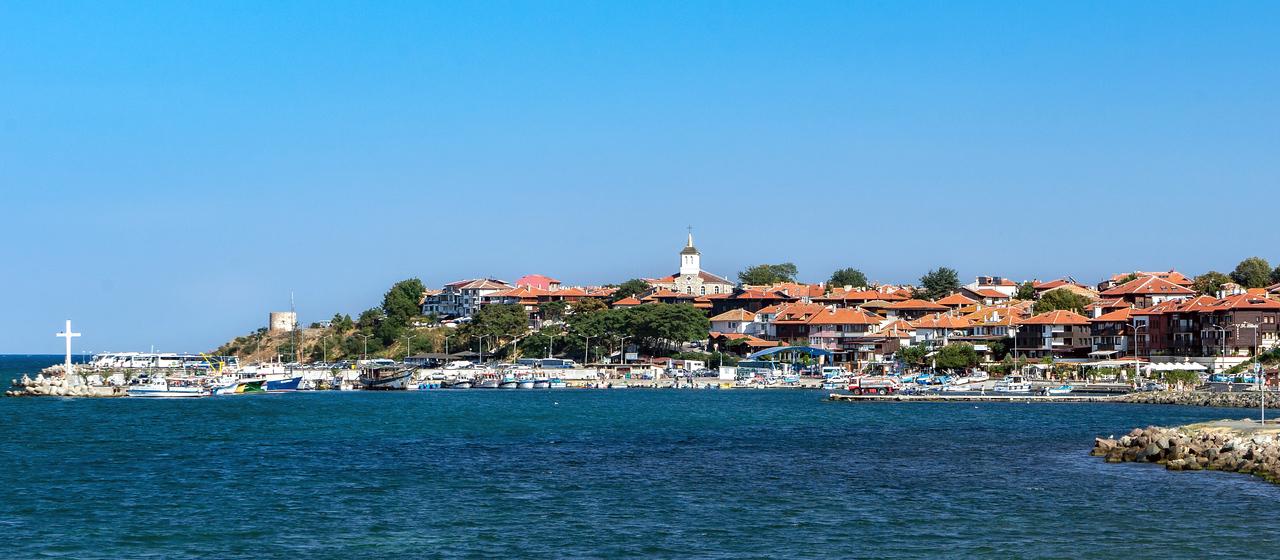 Bulgarian Beach Town Nessebar