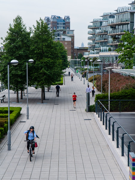 Thames Path in Wandsworth