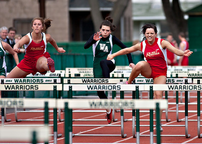 Redeemer at Wyoming Area Track