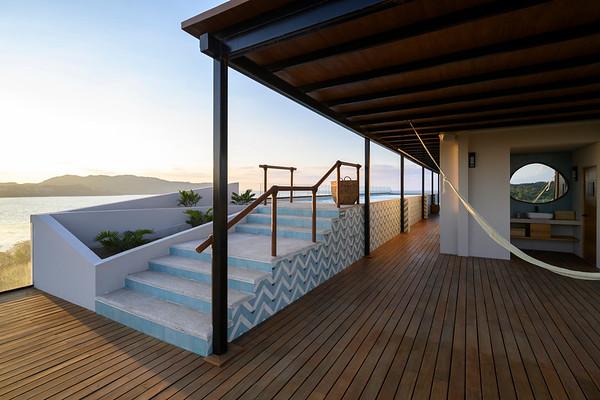 Hotel Basalto, Punta Mita