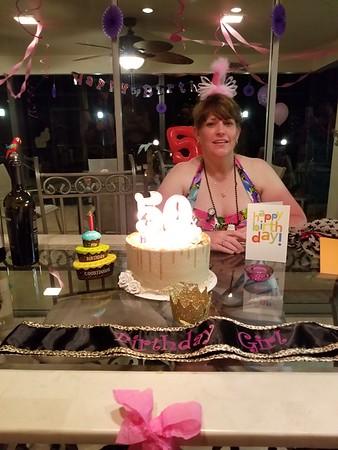 Glenda's 50th Birthday
