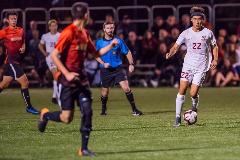 Men's Soccer: Willamette Bearcats vs Caltech Beavers