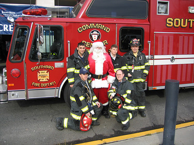 Christmas at the Hospital 12-24-04