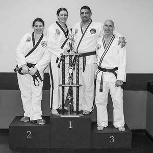 Szlachciuk's Taekwondo Tournament