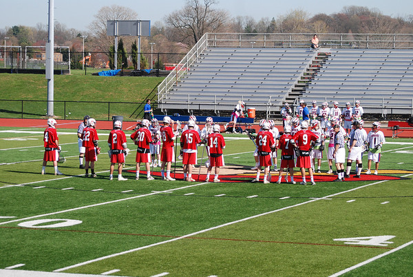 Boys Lacrosse vs Plymouth Whitemarsh