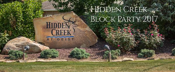Hidden Creek Block Party 2017