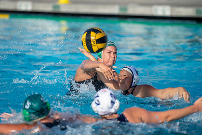 Women's Water Polo vs Orange Coast