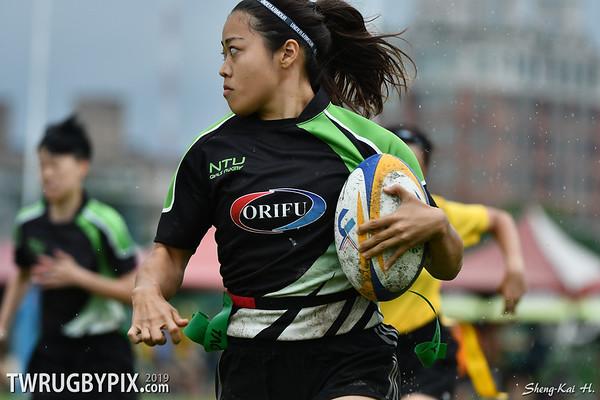 2019大專盃7s-女子組
